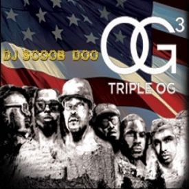 iLLmixtapes.com - DJ Scoob Doo - Triple OG Soundtrack Cover Art