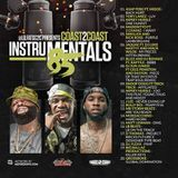 iLLmixtapes.com - Coast 2 Coast Instrumentals Vol. 85 Cover Art