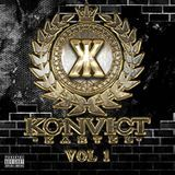iLLmixtapes.com - Konvict Kartel Vol.1 Cover Art