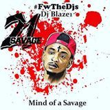 iLLmixtapes.com - Mind of a Savage Cover Art