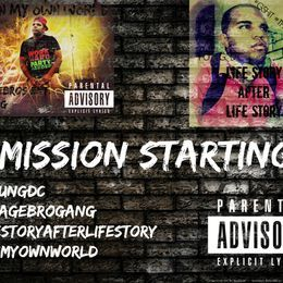 ImMryungdc - Mission Starting Cover Art