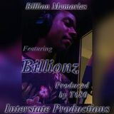 T-680 INTERSTATE PRODUCTIONS - Billion Memories Cover Art