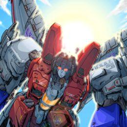 Iron Soundz - Starscream Cover Art