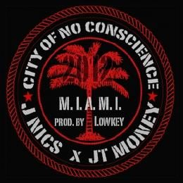 J NICS - City Of No Conscience Cover Art