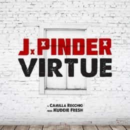 J. Pinder - Virtue Ft. Camila Recchio (Prod. by Kuddie Fresh) Cover Art