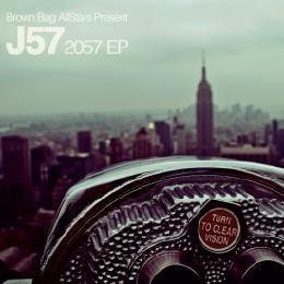 J57 - Elite Status feat. Rasheed Chappell & DJ Brace (Prod J57, Cuts by DJ Brace) Cover Art