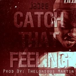 Jabee - Catch That Feeling Cover Art