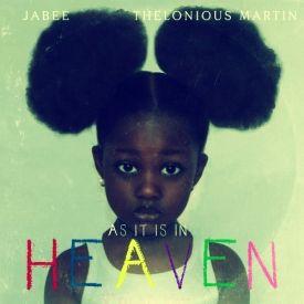 Jabee - As it is in Heaven Cover Art