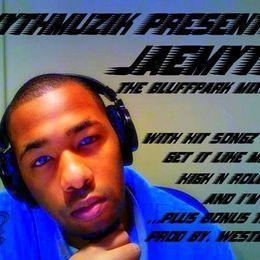 JaeMyth - M.F.E Rida Cover Art