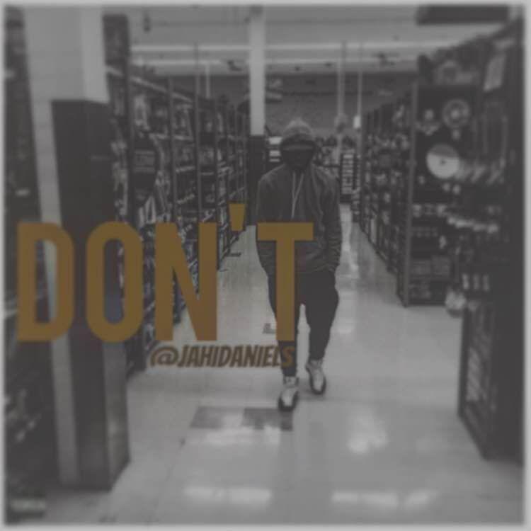 """Bryson Tiller Album Cover: """"Don't (Bryson Tiller Cover)"""""""