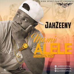 Jahzeeny - Mami Alele Cover Art