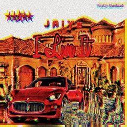 Jaiye - I Live It Cover Art
