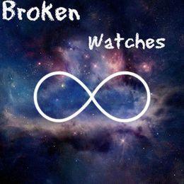 Jamar Allen - Broken Watches Cover Art