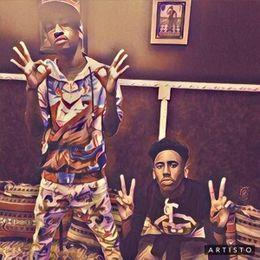 Jamaree Hopson - Niggas Be Flexin (DBZ Cell Theme Remix) Cover Art