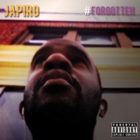 JAPIRO - #FORGOTTEN Cover Art