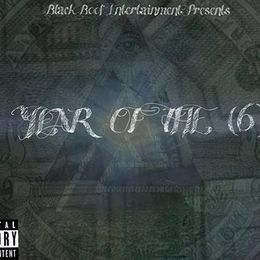 Jay Franklin - THE YEAR OF THE SIX Cover Art