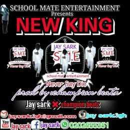 jay sark - New king (mix by ChampionBeatz Cover Art