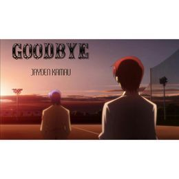 Jayden Kamau - GOODBYE Cover Art