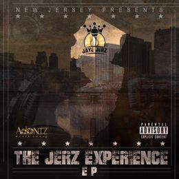 Jaye Jerz - The Jerz Experience EP Cover Art
