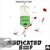 Jazzy Mwene - Medicated E.P Cover Art