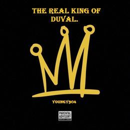 Jeremiah Brassfield - YoungY904_The Real King Of Duval. Cover Art