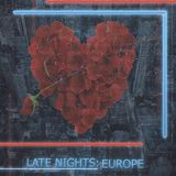 Jeremih -  Late Nights: Europe  Cover Art