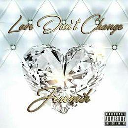 Jeremih - Love Dont Change Cover Art