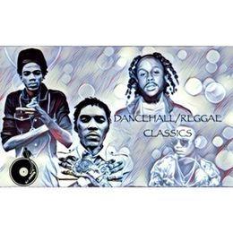DJ JERRY-B - DANCEHALL/REGGAE CLASSICS MIX 🌴🔥🎶 Cover Art