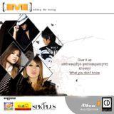 JingJok - M CD Vol 01 Cover Art