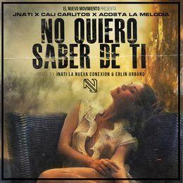 Jnati La Nueva Conexion - No Quiero Saber De Ti (Prod. By Jnati La Nueva Conexion & Erlin Urbano) Cover Art