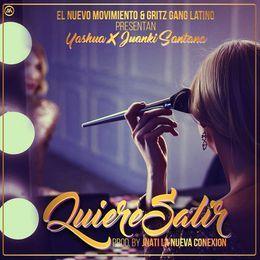 Jnati La Nueva Conexion - Quiere Salir (Prod. By Jnati La Nueva Conexion) Cover Art