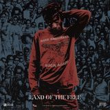 Joey Bada$$ - LAND OF THE FREE Cover Art