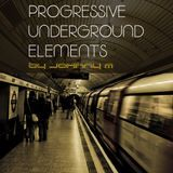 Johnny M In The Mix - Progressive Underground Elements Cover Art