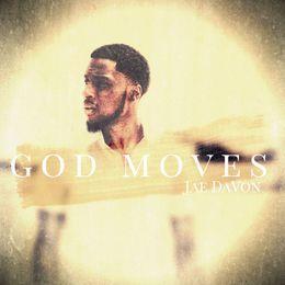 Jae DaVon - God Moves Cover Art
