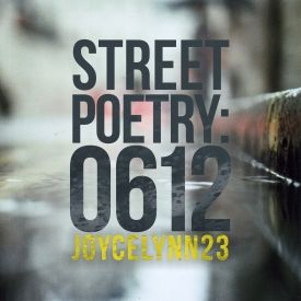 JXXIII - Street Poetry: 0612 Cover Art