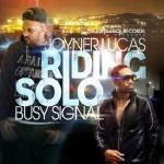Joyner Lucas - Riding Solo Cover Art