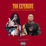 JRich ENT. - Too Expensive  Cover Art