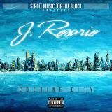 J.Rosario (@PunchlineJ) - Cocaine City Tape Cover Art
