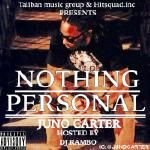 @junocarter - Nothing Personal Cover Art