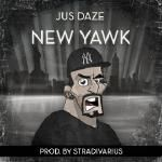 Jus Daze - New Yawk Cover Art