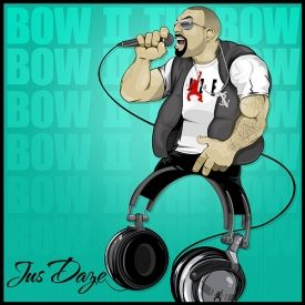 Jus Daze - Bow II The Bow EP Cover Art
