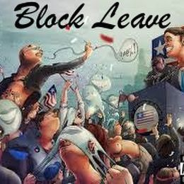 Jed BuScHman - Block Leave Cover Art
