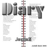 JustinZ Music - Diary Cover Art