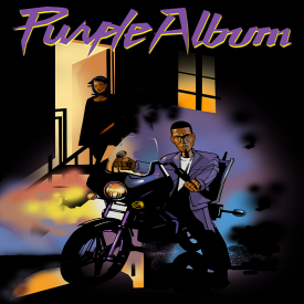 K12 - The Purple Album Cover Art