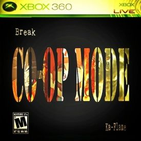 Ka-Flame - Co-op Mode Cover Art