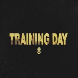 Kamileon - Training Day (CBS) Music Cover Art