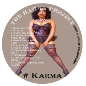 KARMA - THE KARMA PROJECT  ~ *Explicit Content* Cover Art