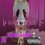 kashdollvu - Panda Remix Feat. Queen of Stunting Cover Art