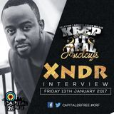 Keep It Real Fridays - The Return of Xndr Cover Art