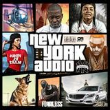 DJ KEYZZ - New York Audio Cover Art